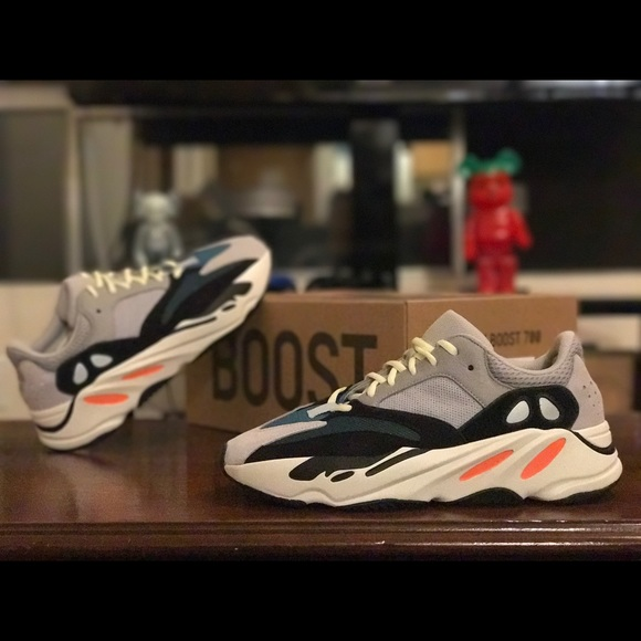 big sale 4641b 6550d Adidas Yeezy Boost 700 Wave Runner